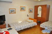 2-х комнатный номер с удобствами на 5-6 чел. (цена за номер в сутки) - главное фото