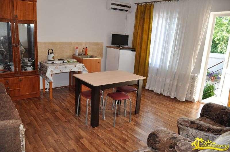 2-х комнатный дом под ключ (3-4-5 чел.)