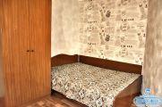 4-х местный 2 комнатный номер с удобствами