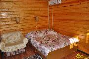 2-х местный домик из бруса с удобствами - главное фото