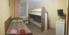 Однокомнатный с частичными удобствами на 4 чел. (1 этаж) - фото