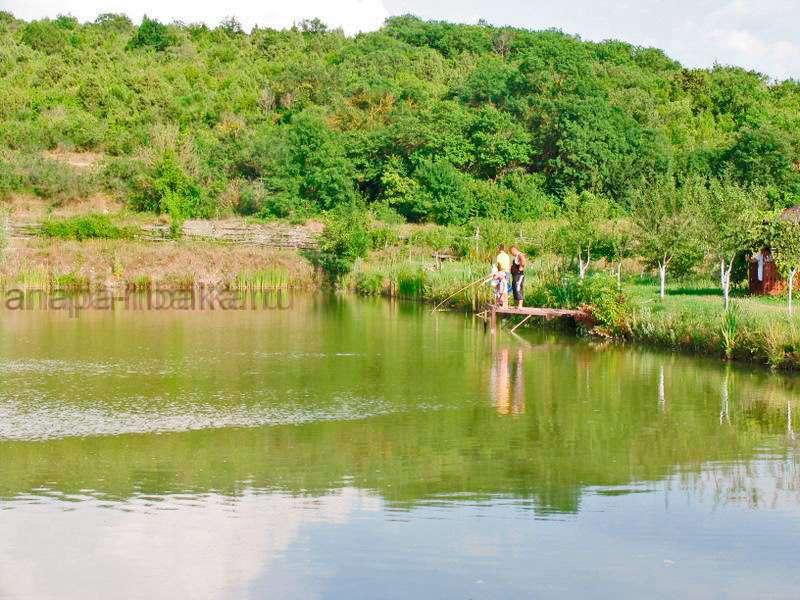 база отдыха хижина рыбака крыловская ленинградского района