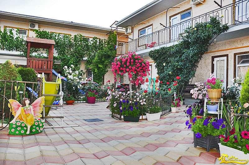Анапа лилия гостевой дом отзывы