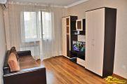 Однокомнатная квартира с лоджией - фото