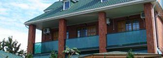 Гостевой дом «Парус» (эконом)