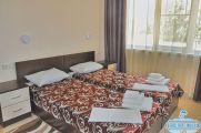 """2-х комнатный 4-х местный номер """"Апартаменты"""" 1-й этаж (без балкона)"""
