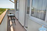 """2-х комнатные 4-х местные номера """"Апартаменты"""" (с балконом и стиральной машиной)"""