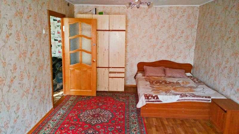 3-х комнатная 8-ми местная квартира