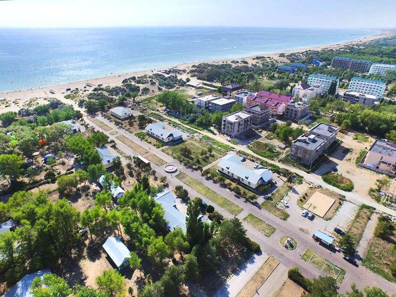 Анапа – благоустроенный город курорт