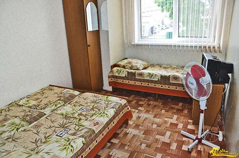 """3-х местные номера """"Эконом"""""""