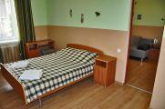 """2-х комнатный 4-х местный номер """"Семейный"""" (комнаты смежные) - главное фото"""