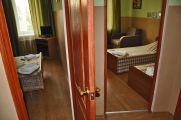 2-х комнатный 4-х местный номер (комнаты раздельные) - главное фото
