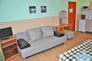 "1-но комнатный 3-х местный ""Студио"" (апартаменты с кухней) - фото"