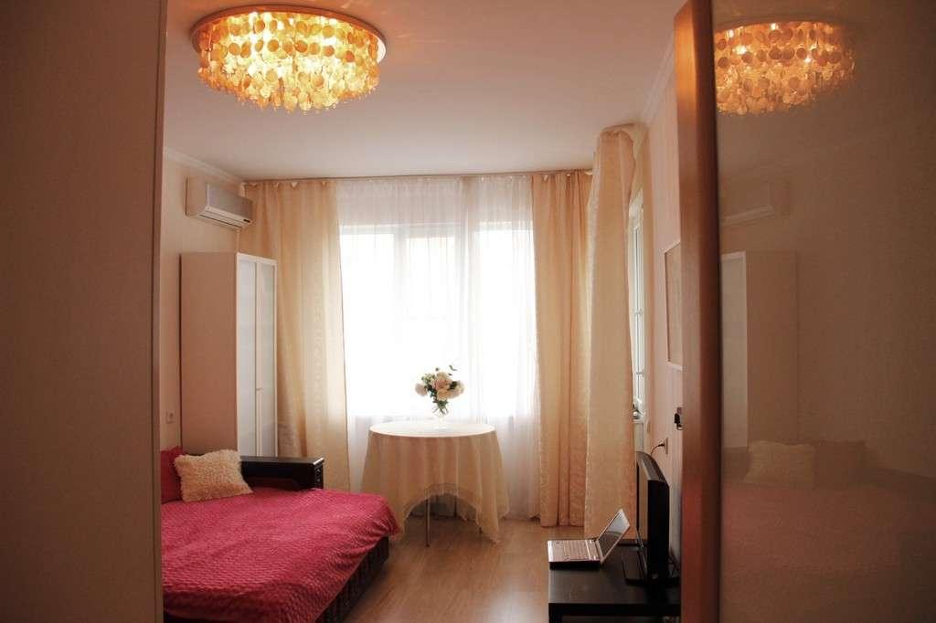 1-но комнатная квартира (2-4-х человек)