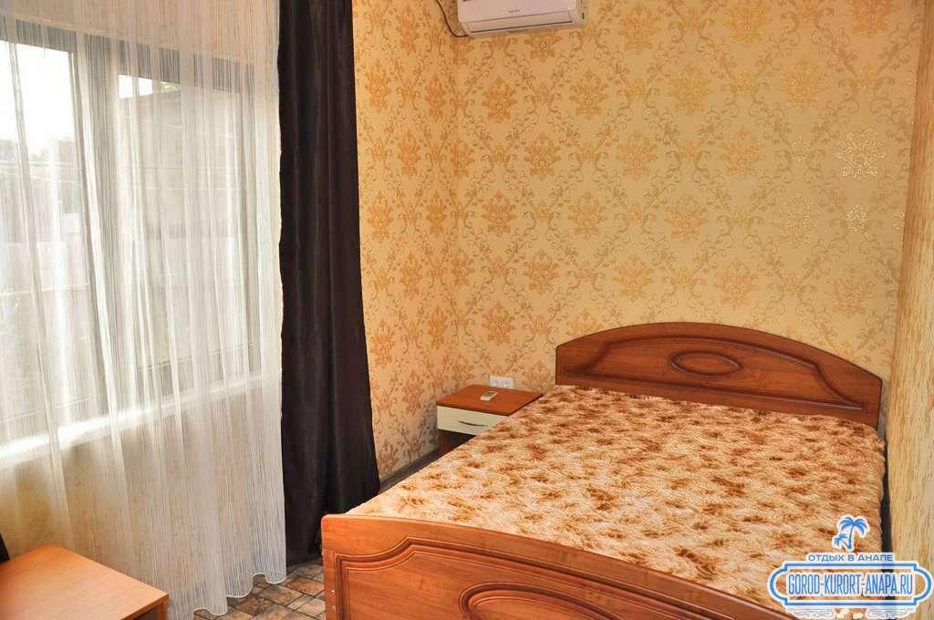 2-х комнатный домик на 4-6 человек