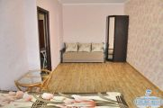 1-но комнатный 4-5-ти местная квартира с балконом - главное фото