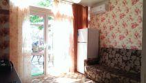 """1-но комнатный 4-х местный домик """"Студия"""" с кухней. - фото"""