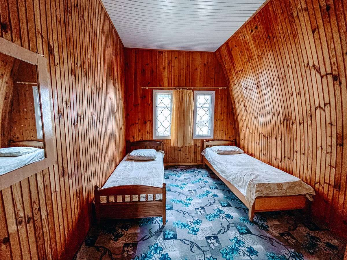 """1-но этажный 4-х местный """"Домик"""""""