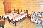 """2-х комнатный 4-6-ти местный деревянный дом """"Под ключ"""" - фото"""