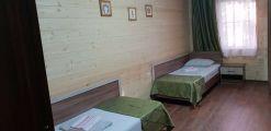 2-х местный номер (две 1,5х кровати) 2-ой этаж с балконом - главное фото