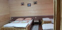 """4-х местный номер """"Семейный"""" (1-ый этаж с террасой) - фото"""