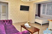 1-но комнатная квартира (до 4-х человек) - фото