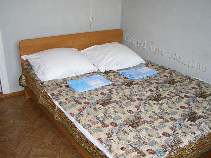 2-х комнатный номер с кухней (на 4-5 чел.)