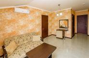 Люкс 2-х комнатный 4-х местный с общим балконом - главное фото