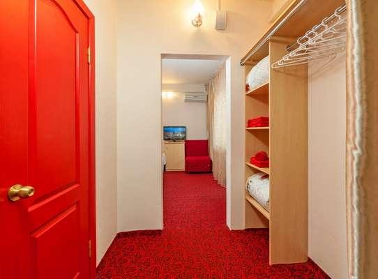 2-комнатные номера (на 4 человека)