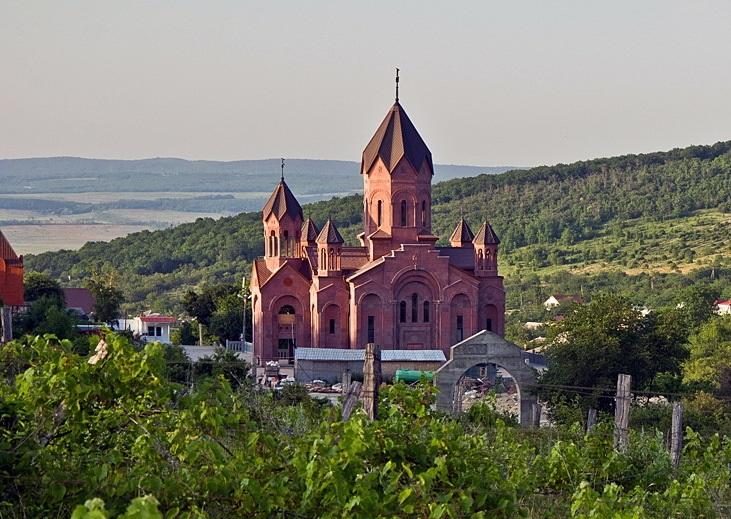 Село Гай-кадзор