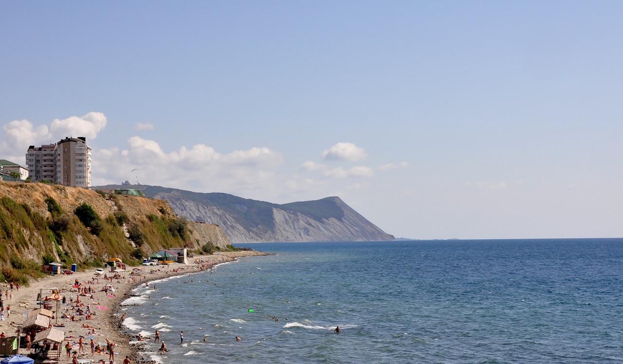 В этом году решили поехать с друзьями на побережье Черного моря в Анапу