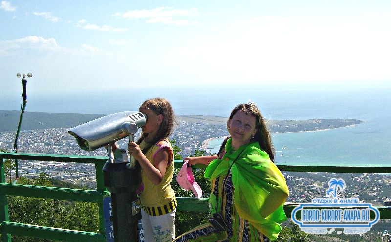 Рассказ об экскурсии из Анапы в Геленджик