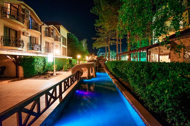 Как мы отдыхали в отеле «Довиль» 5 звезд в Анапе 3 раза
