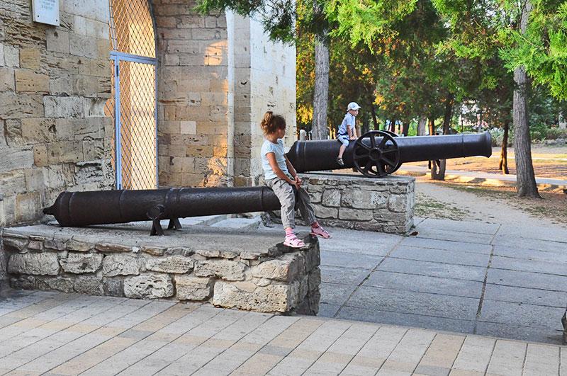 Русские или Турецкие ворота Анапы
