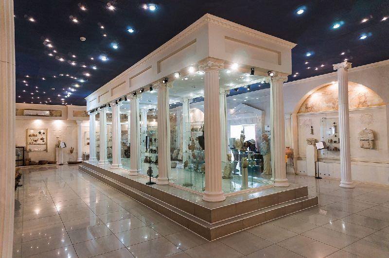 Археологический музей «Горгиппия» в Анапе