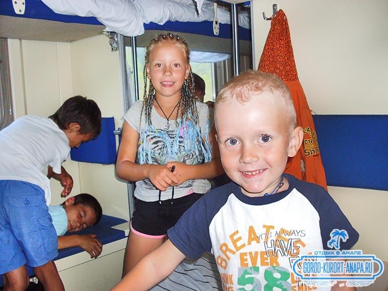 Детский оздоровительный лагерь Витязево