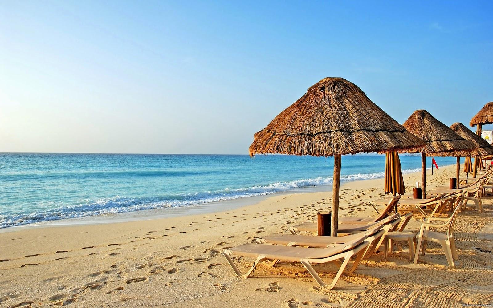 Великие пляжи великой страны