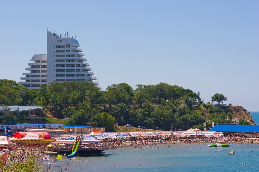 Преимущества санаториев и пансионатов курорта Анапы