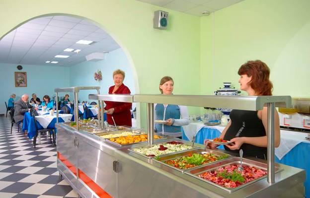 комплекс диетического питания