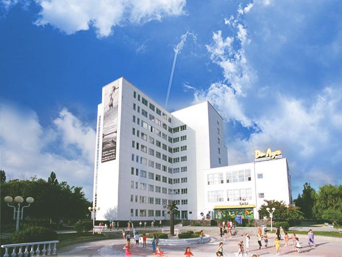 Санаторно-курортный комплекс «ДиЛУЧ»