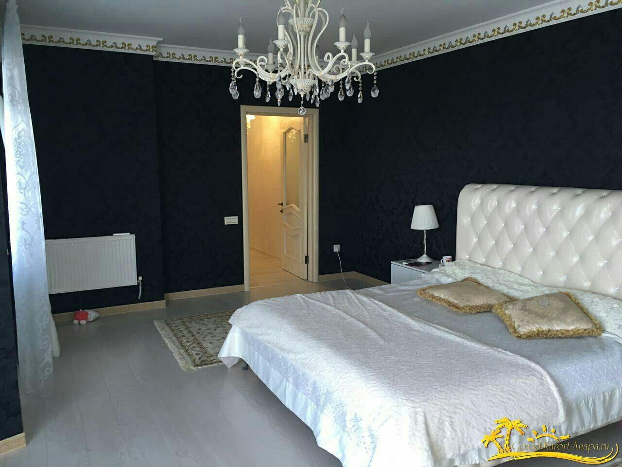 3-х комнатная квартира 110 кв.м.