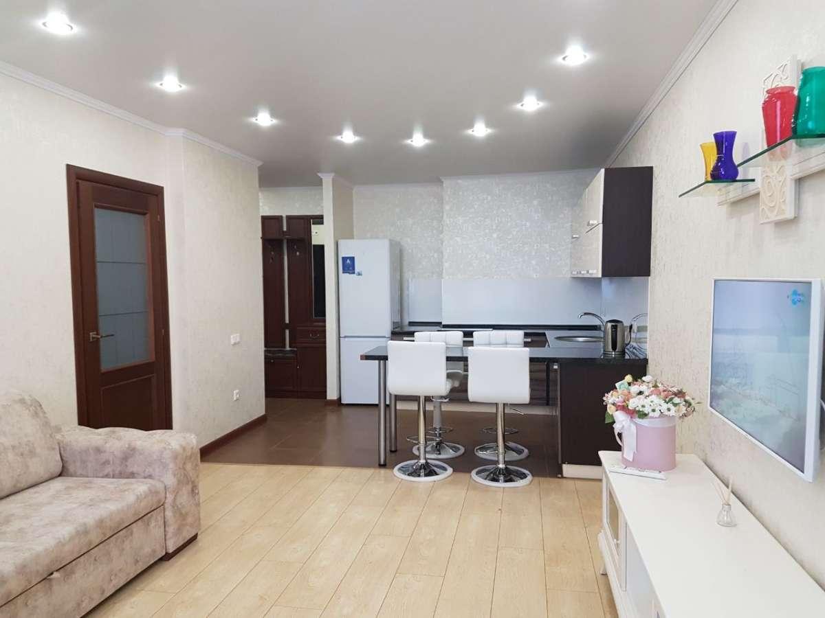 Двухкомнатная квартира на Владимирская 154 ЖК Трио