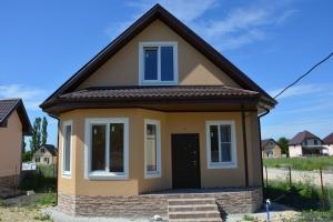 Дом 110 кв.м на участке 5 сот