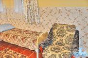 2, 3, 4-х местные комнаты с удобствами на две комнаты (цена  за  человека)