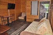 2-х комнатный домик на 2-5 человек
