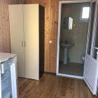 Домик двухкомнатный (без кухни)