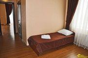 2-х комнатный 4-х местный номер «Люкс» без балкона