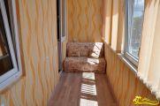 Однокомнатная квартира с лоджией