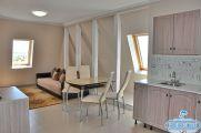 2-х комнатные 4-х местные номера «Апартаменты» 4-й этаж (без балкон с видом на море)