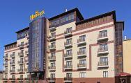 Отель «Монарх» - подробное описание